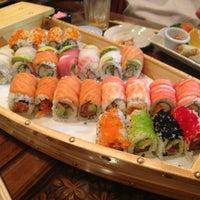 Photo taken at Sushi Thai by Olga R. on 3/16/2013