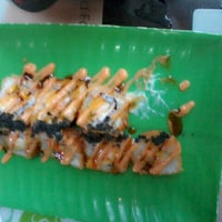 Photo taken at Sushi So by Mery dona A. on 6/16/2013