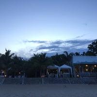 Photo taken at Baan Montra Beach Resort by Mc M. on 5/19/2016