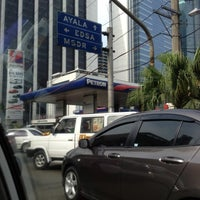 Photo taken at Petron by Arvs L. on 2/19/2013
