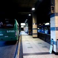 Photo taken at Estación Intermodal Bellavista de la Florida by Eduardo M. on 3/17/2013