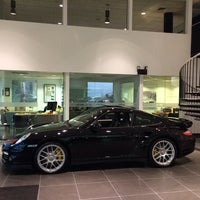 Photo taken at Reeves Porsche by Zaqueray B. on 2/19/2014