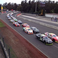 Photo taken at Autódromo Hermanos Rodríguez by Bren V. on 8/15/2013