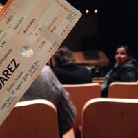 Photo taken at Teatro Oriente by Isabel A. on 8/31/2016