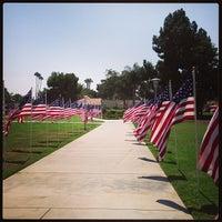 Photo taken at Vanguard University of Southern California by Jennifer P. on 9/11/2013