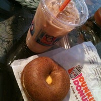 Photo taken at Dunkin Donuts by Hillary W. on 12/22/2012