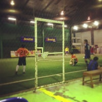 Photo taken at SD Indoor Soccer by Ping ไ. on 2/26/2013