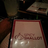 Photo taken at Spicy Shallot by marky.marklester on 11/19/2012