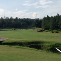 Photo taken at Sentul Highlands Golf Club by Jacob Hope H. on 9/21/2016
