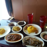 Photo taken at La Teresita Cuban Restaurant by Michael F. on 11/2/2013
