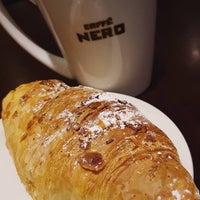 Photo taken at Caffè Nero by emma t. on 11/12/2016