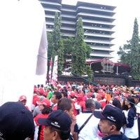 Photo taken at Jalan Pahlawan by Edy U. on 8/21/2014