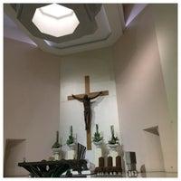 Photo taken at Santuario de San Vicente de Paul by Princess Pikes on 10/16/2016