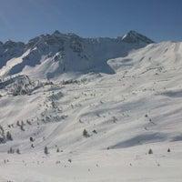 Photo taken at Telesiege de la Mayt by Cassandre on 2/21/2013