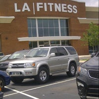 Photo taken at LA Fitness by Sam C. on 6/25/2013