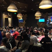 Photo taken at Aria Poker Room by Kevin J. on 2/19/2016