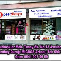 Photo taken at PİNKY Pasta & Sabun Malzemeleri by Erhan S. on 10/19/2014