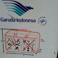 Photo taken at Garuda Indonesia Executive Lounge by Dias P. on 7/20/2016