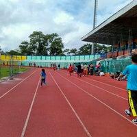 Photo taken at Stadion Wijayakusuma Cilacap by Dias P. on 12/4/2016