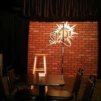 Photo taken at The Comedy Spot Comedy Club by Lucas T. on 12/14/2013