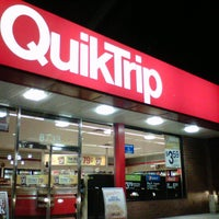 Photo taken at QuikTrip by Ramona J. on 5/13/2013