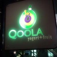 Photo taken at Qoola by Irina K. on 4/23/2014