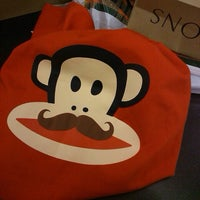 Photo taken at The Paul Frank Store by Jonathan Choo on 1/4/2014