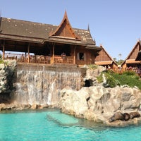 Photo taken at Siam Park by 由美子 千. on 7/23/2013