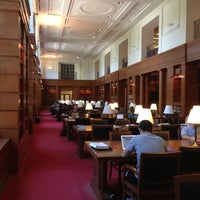Photo taken at EB Williams Law Library, Georgetown Law by Jim D. on 5/4/2013
