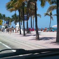 Photo taken at Fort Lauderdale Beach by Jose G. on 6/16/2013