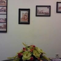 Photo taken at Bank Mandiri by MD on 2/4/2014