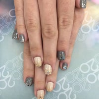 Photo taken at 20 Nail Studio by BB M. on 12/22/2014