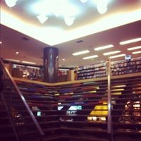 Photo taken at Livraria Cultura by Rosanne E. on 12/6/2012
