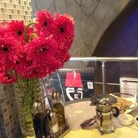 Photo taken at Fes Cafe by Katika S. on 3/19/2013