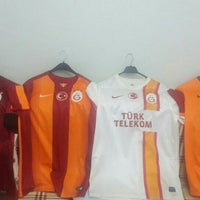 Photo taken at Galatasaray Store by Hasan G. on 5/15/2015