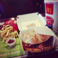 Photo taken at McDonalds by Julian S. on 11/5/2012