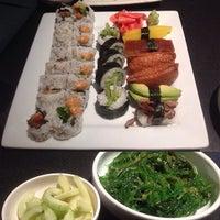 Photo taken at Yuki Japanese Restaurant by Julian S. on 5/11/2015