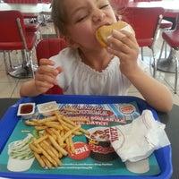 Photo taken at Burger King by Egemen Ş. on 7/17/2013