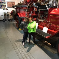 Photo taken at New York City Fire Museum by Dominic C. on 10/27/2016