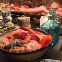 Photo taken at Masu Sushi by Matt on 2/26/2013