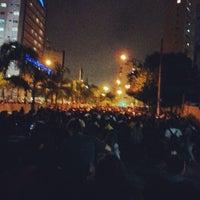 Photo taken at Avenida Santo Amaro by Luiz N. on 6/18/2013