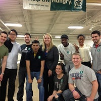 Photo taken at Greater Chicago Food Depository by Laura B. on 4/7/2013