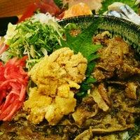 Photo taken at Kiyadon Sushi by Ronni B. on 8/2/2016