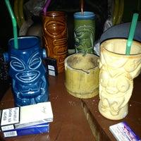 Photo taken at Tiki Bar by Dani C. on 11/17/2012