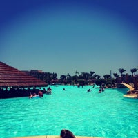 Photo taken at Albatros Palace Resort & Spa by Nelson on 6/25/2013