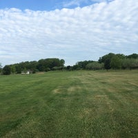 Photo taken at Benona Shores Golf Course by Eric S. on 6/1/2014