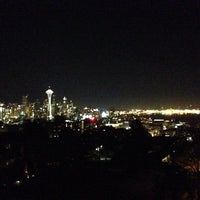Photo taken at Kerry Park by Sissi F. on 11/16/2014