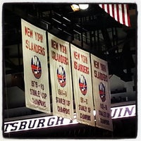 Photo taken at Nassau Veterans Memorial Coliseum by Jeff Z. on 5/11/2013