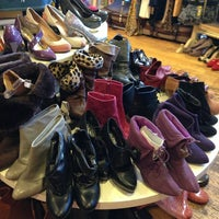 Photo taken at Monk Vintage by Emily D. on 3/9/2013