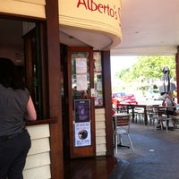 Photo taken at Alberto's Shot Cafe by Spatial Media on 11/22/2012
